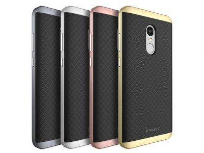 قاب محافظ سیلیکونی شیائومی iPaky TPU Case Xiaomi Redmi Note 4X