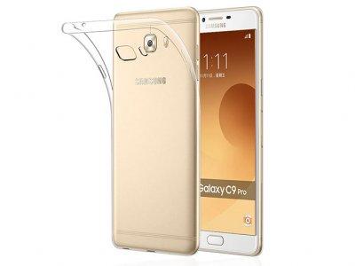 محافظ ژله ای سامسونگ Samsung Galaxy C7 Pro Jelly Cover