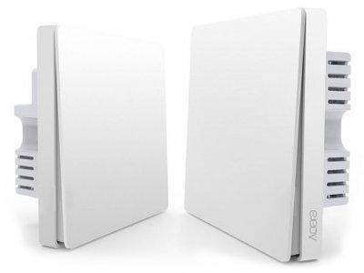 کلید هوشمند تک پل بی سیم شیائومی AQARA | Xiaomi-WXKG03LM-Aqara-Smart-Light-Switch-Wireless