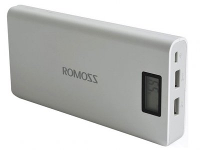 پاور بانک روموس Romoss Solo 6 Plus Power Bank 16000mAh