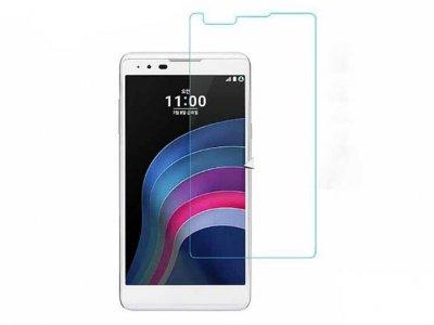 محافظ صفحه نمایش شیشه ای ال جی Glass Screen Protector LG X5