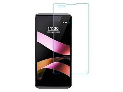 محافظ صفحه نمایش شیشه ای ال جی Glass Screen Protector LG X Style