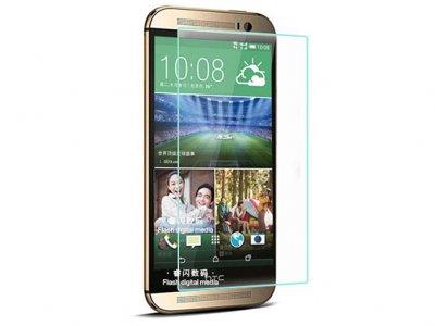 محافظ صفحه نمایش شیشه ای اچ تی سی Glass Screen Protector HTC One E8