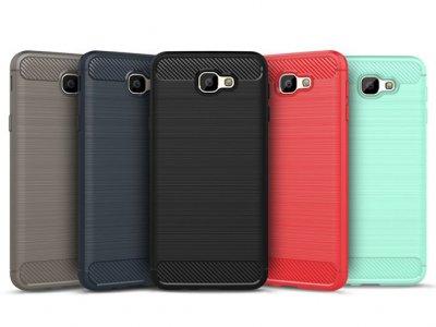 محافظ ژله ای سامسونگ Carbon Fibre Case Samsung Galaxy A5 2017
