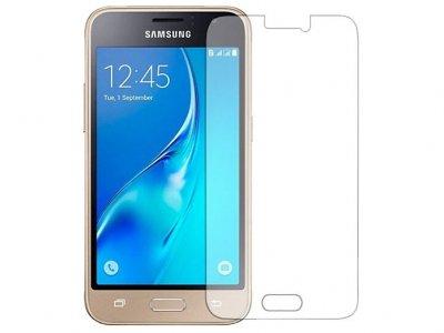 محافظ صفحه نمایش شیشه ای Glass Screen Protector Samsung J1 2016