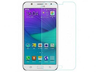 محافظ صفحه نمایش شیشه ای Glass Screen Protector Samsung Galaxy J7 2016