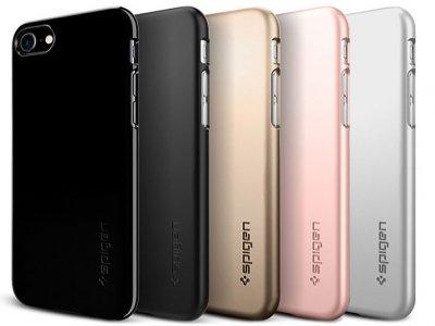 قاب محافظ اسپیگن آیفون Spigen Thin Fit Apple iPhone 7/8