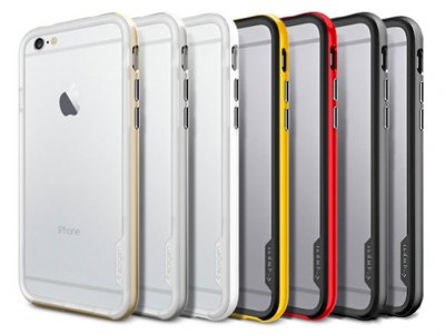 بامپر اسپیگن آیفون Spigen Neo Hybrid EX Apple iphone 6/6s
