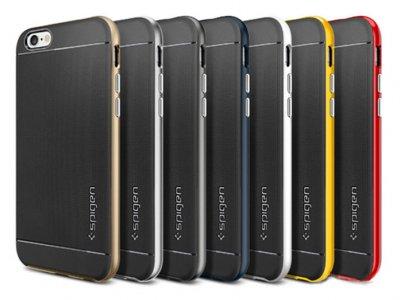 قاب محافظ اسپیگن آیفون Spigen Neo Hybrid Case Apple iphone 6/6s