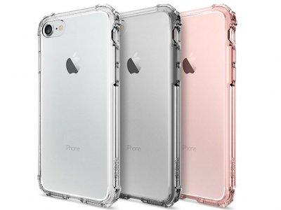 قاب محافظ اسپیگن آیفون Spigen Crystal Shell Case Apple iPhone 7/8
