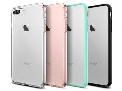 قاب محافظ اسپیگن آیفون Spigen Ultra Hybrid Case Apple iPhone 7 Plus