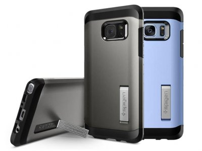 قاب محافظ اسپیگن اسپیگن Spigen Tough Armor Case Samsung Galaxy Note 7