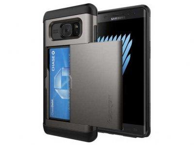 قاب محافظ اسپیگن سامسونگ Spigen Slim Armor CS Samsung Galaxy Note 7