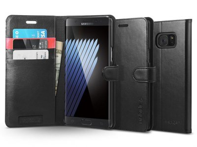 کیف اسپیگن سامسونگ Spigen Wallet S Case Samsung Galaxy Note 7