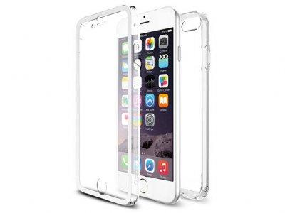 محافظ ژله ای اسپیگن آیفون Spigen Ultra Hybrid FX Apple iphone 6/6s