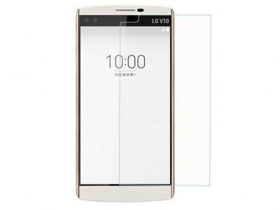 محافظ صفحه نمایش شیشه ای ال جی Glass Screen Protector LG V10