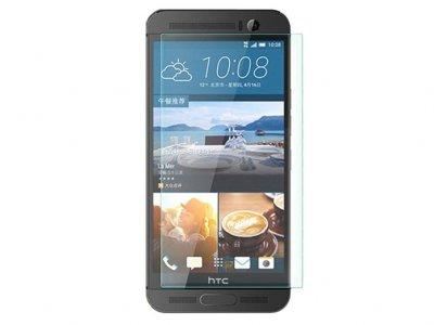 محافظ صفحه نمایش شیشه ای اچ تی سی Glass Screen Protector HTC One M9 Plus