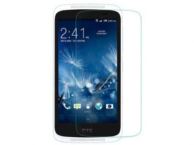 محافظ صفحه نمایش شیشه ای اچ تی سی Glass Screen Protector HTC Desire 526