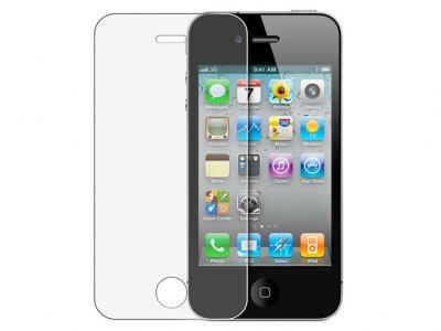 محافظ صفحه نمایش شیشه ای آیفون Glass Screen Protector Apple iphone 4/4S