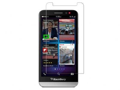 محافظ صفحه نمایش شیشه ای بلک بری Glass Screen Protector BlackBerry Z30