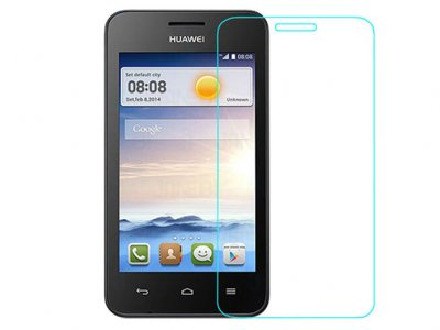 محافظ صفحه نمایش شیشه ای هواوی Glass Screen Protector Huawei Ascend Y330