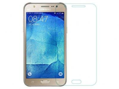 محافظ صفحه نمایش شیشه ای سامسونگ Glass Screen Protector Samsung Galaxy J7