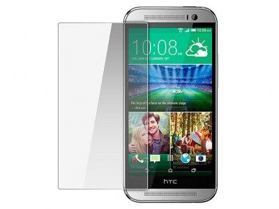 محافظ صفحه نمایش شیشه ای اچ تی سی Glass Screen Protector HTC One M8