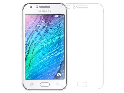 محافظ صفحه نمایش شیشه ای سامسونگ Glass Screen Protector Samsung Galaxy J1