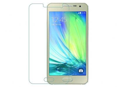 محافظ صفحه نمایش شیشه ای سامسونگ Glass Screen Protector Samsung Galaxy A3