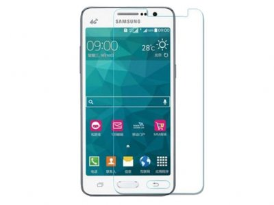 محافظ صفحه نمایش شیشه ای سامسونگ Glass Screen Protector Samsung Galaxy Grand Prime