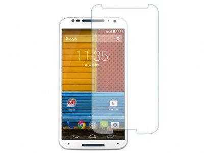 محافظ صفحه نمایش شیشه ای موتورولا Glass Screen Protector Motorola MOTO X2