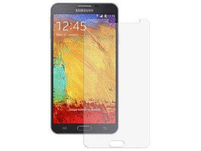 محافظ صفحه نمایش شیشه ای سامسونگ Glass Screen Protector Samsung Galaxy Note 3 Neo