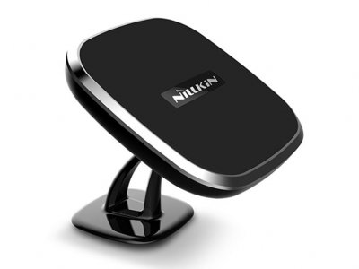 شارژر بی سیم آهن ربایی داخل خودرو نیلکین Nillkin Car Magnetic Wireless Charger II-C MC016 Model