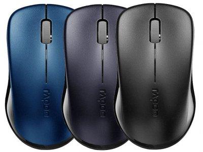 موس اپتیکال بی سیم رپو Rapoo 1620 Wireless Optical Mouse