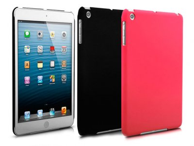 قاب محافظ نزتک آیپد Naztech Rubberized SnapOn Cover Apple iPad Mini