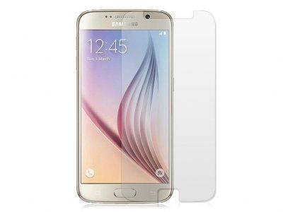 محافظ صفحه نمایش شیشه ای نزتک سامسونگ Naztech Tempered Glass Screen Protector for Galaxy S6