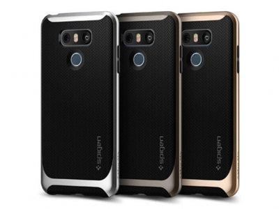 قاب محافظ اسپیگن ال جی Spigen Neo Hybrid Case LG G6