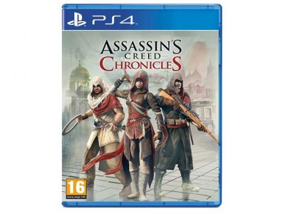 بازی پلی استیشن Assassin's Creed Chronicles PS4 Game