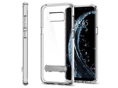قاب محافظ اسپیگن سامسونگ Spigen Ultra Hybrid S Case Samsung Galaxy S8 Plus