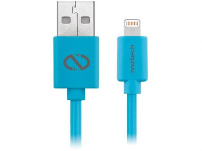 کابل لایتنینگ نزتک Naztech Lightning MFi 1.2m Charge and Sync Cable