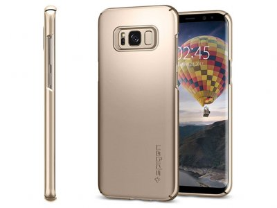 قاب محافظ اسپیگن سامسونگ Spigen Thin Fit Case Samsung Galaxy S8 Plus