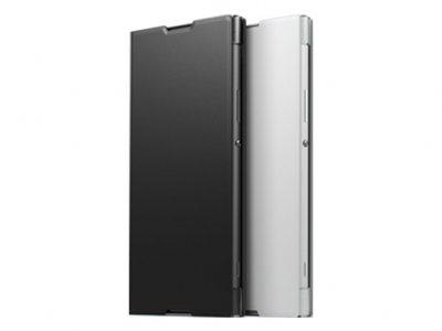 کاور محافظ اصلی سونی Sony Xperia XA1 Ultra Style Cover Stand SCSG40