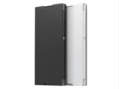 کاور محافظ اصلی سونی Sony Xperia XA1 Style Cover Stand SCSG30