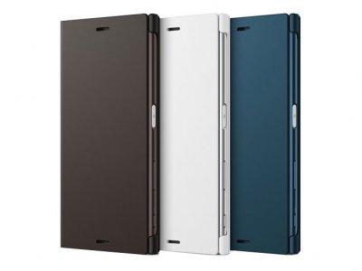 کاور محافظ اصلی سونی Sony Xperia XZ Style Cover Stand SCSF10