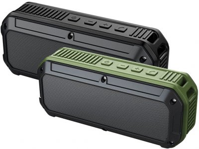 اسپیکر بلوتوث آکی Aukey SK-M8 Rugged Outdoor Bluetooth 4.0 Speaker