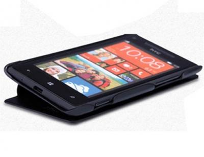 کیف چرمی مدل02 برای HTC 8X مارک Nillkin