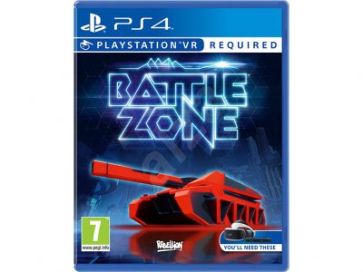 بازی واقعیت مجازی پلی استیشن Battlezone PSVR Game