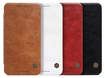 کیف چرمی نیلکین گوگل Nillkin Qin Leather Case LG Google Nexus 5X