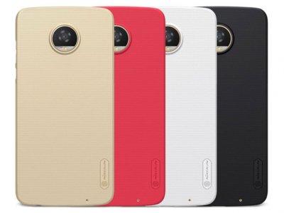 قاب محافظ نیلکین موتورولا Nillkin Frosted Shield Case Motorola Moto Z2 Play