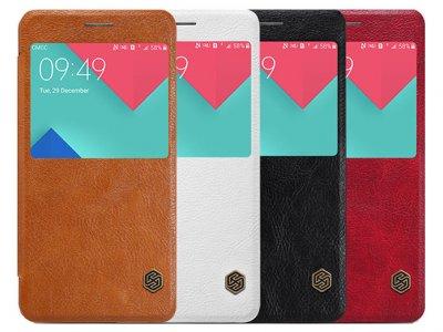 کیف چرمی نیلکین سامسونگ Nillkin Qin Leather Case Samsung Galaxy A7 2016